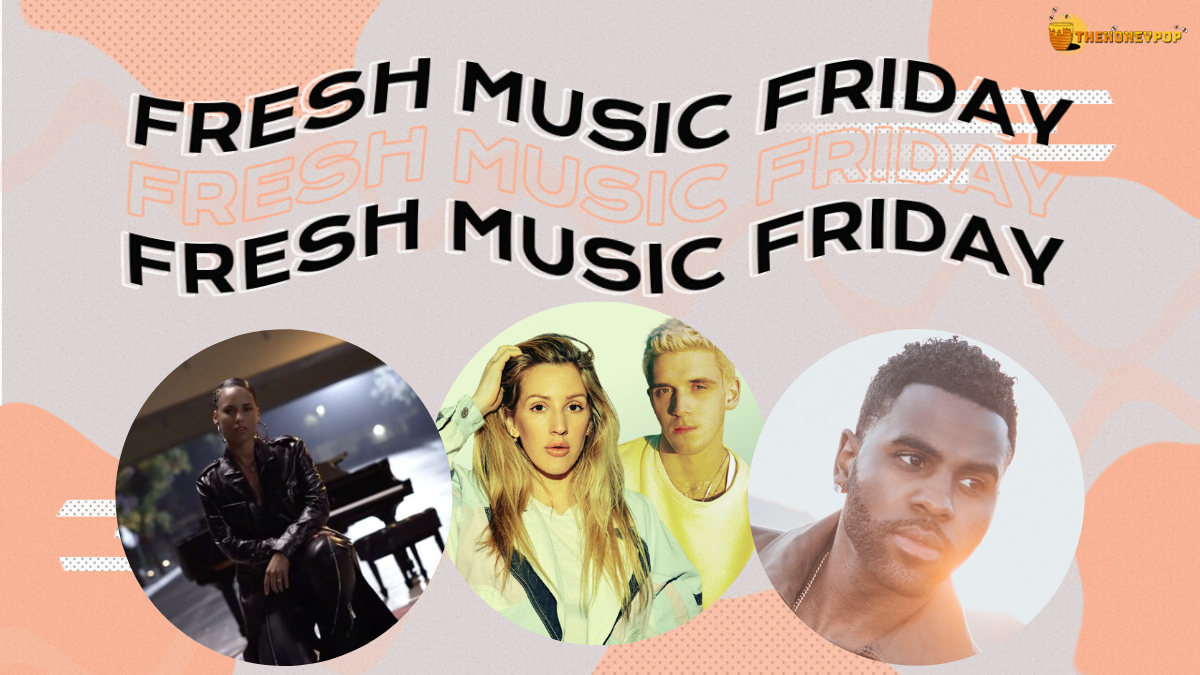 Fresh Music Friday: Alicia Keys, Ellie Goulding and Lauv Jason Derulo, & MORE!