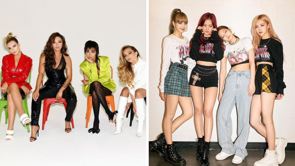 QUIZ: Everyone is a Combination of a Member of Little Mix and BLACKPINK, Which Two Are You?