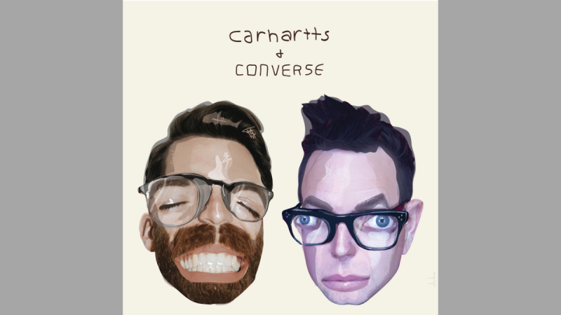 Super Whatevr: Carhartts, Converse & Mark Hoppus