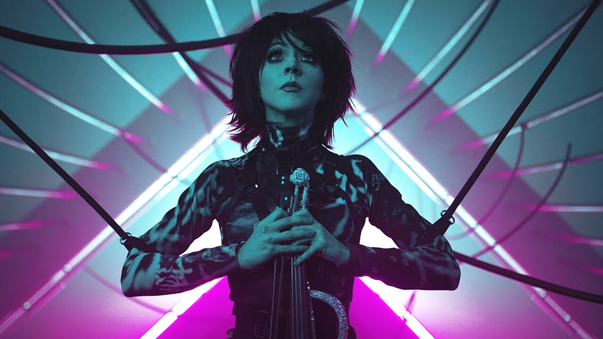 Lindsey Stirling Saves Lockdown With Her 'String Sessions'