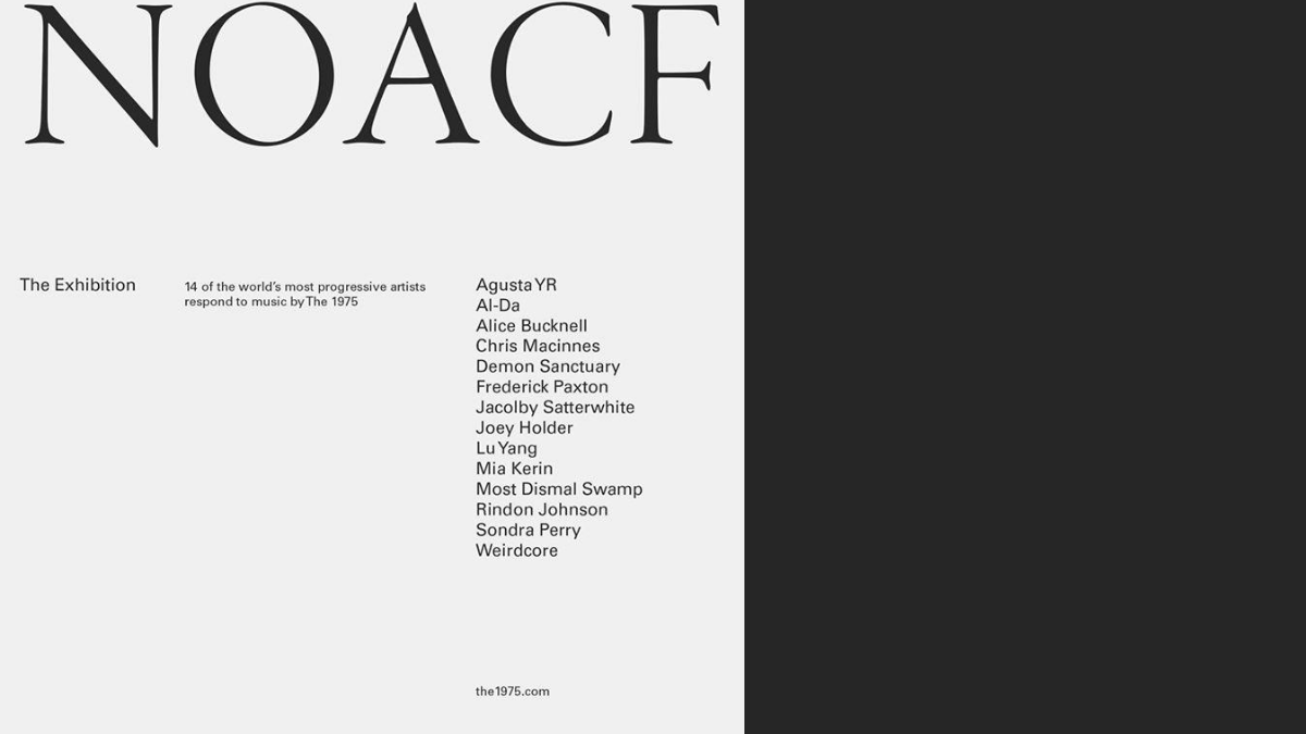 NOACF: The Exhibition Presented By The 1975
