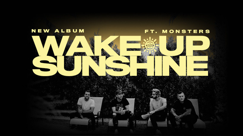 Don't forget, you can hear Basement Noise and Monsters on Wake Up, Sunshine!