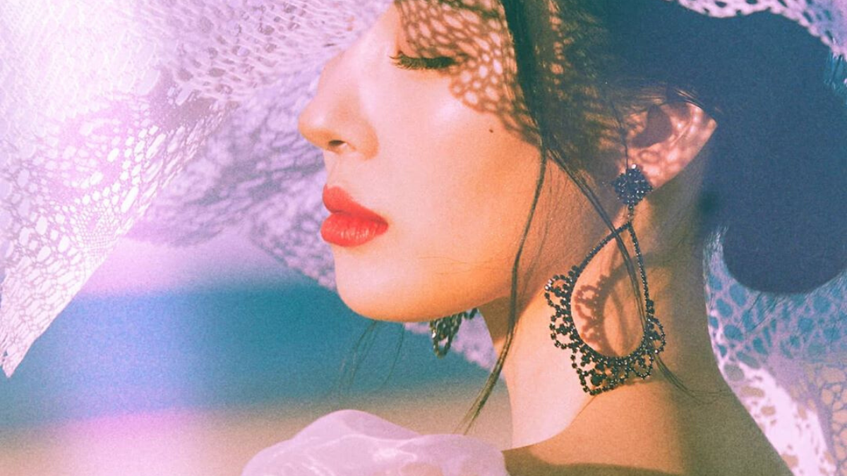 Stand Under The Purple Lit Sunset While Listening to Sunmi's 'Pporappippam'