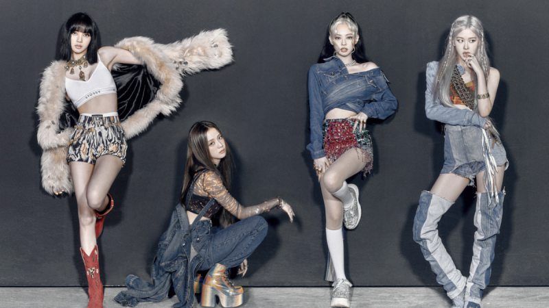 New BLACKPINK Song … With a Surprise Guest