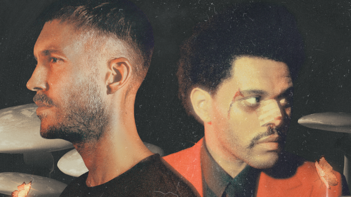 It's 'Over Now' After This Calvin Harris x The Weeknd Collab