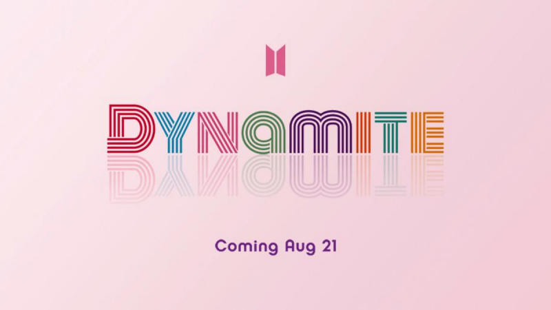 A New Look And Limited Merch For BTS' Dynamite