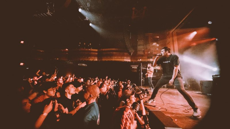 Knuckle Puck Live Show