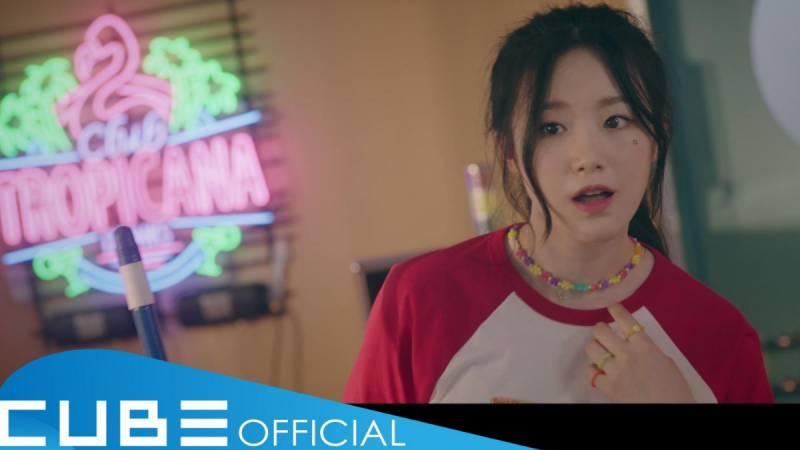 Party Along with (G)I-DLE in 'DUMDi DUMDi'
