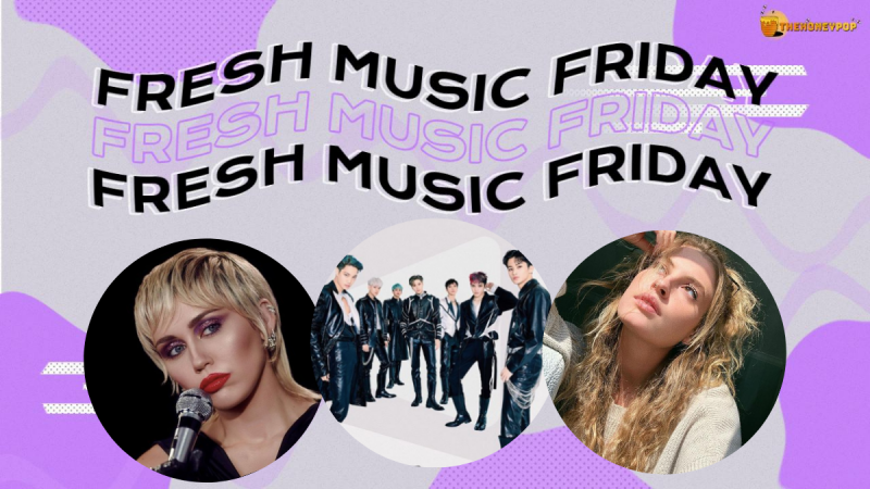 Fresh Music Friday: Miley Cyrus, SuperM, Fletcher and MORE!