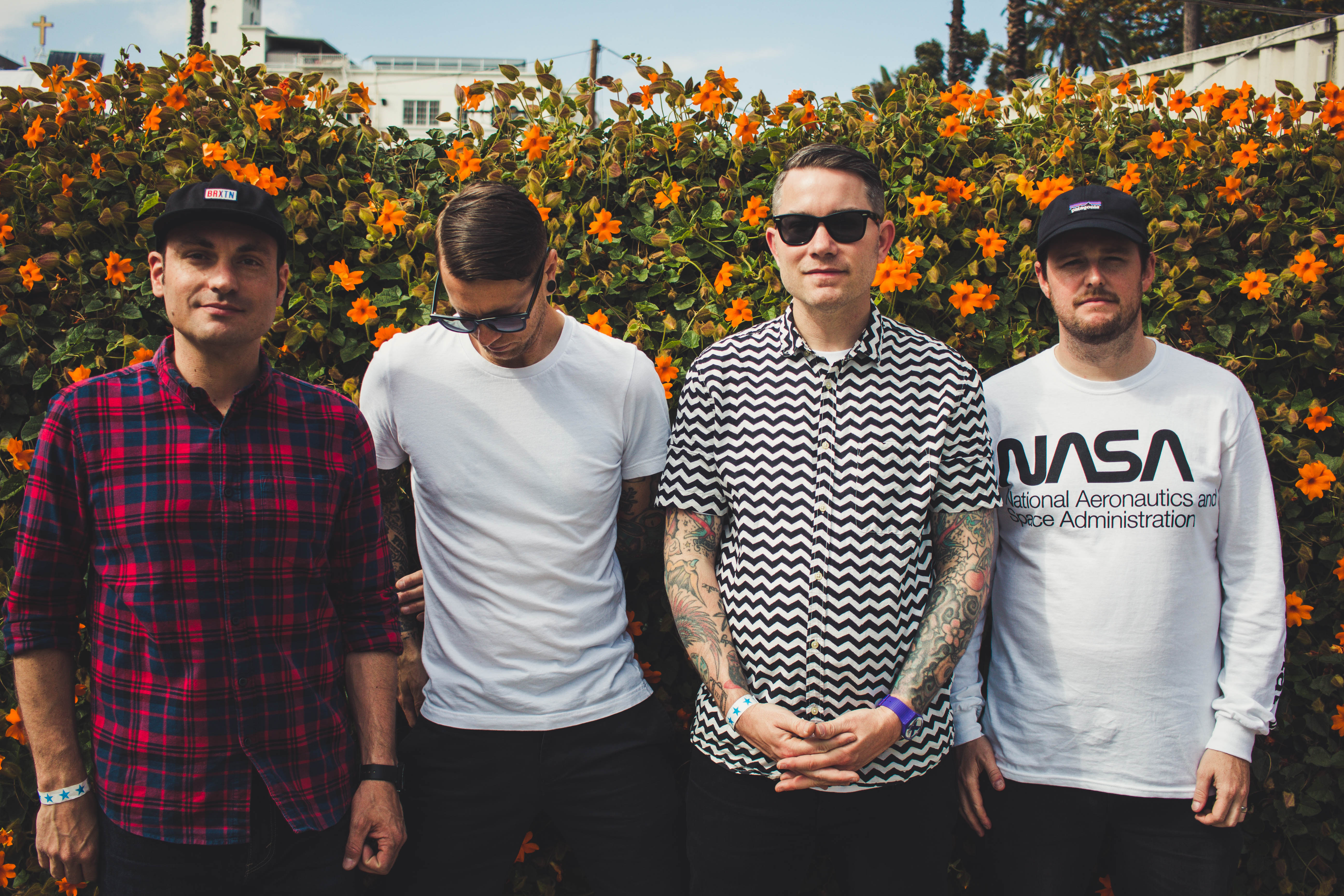 Hawthorne Heights Announces Stay Home Virtual Tour