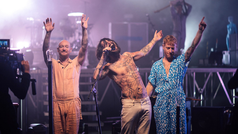 Biffy Clyro Drop A Celebration of Endings But It's Only Just Beginning!