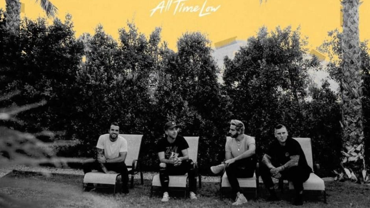 All Time Low Release Acoustic Version of 'Monsters'