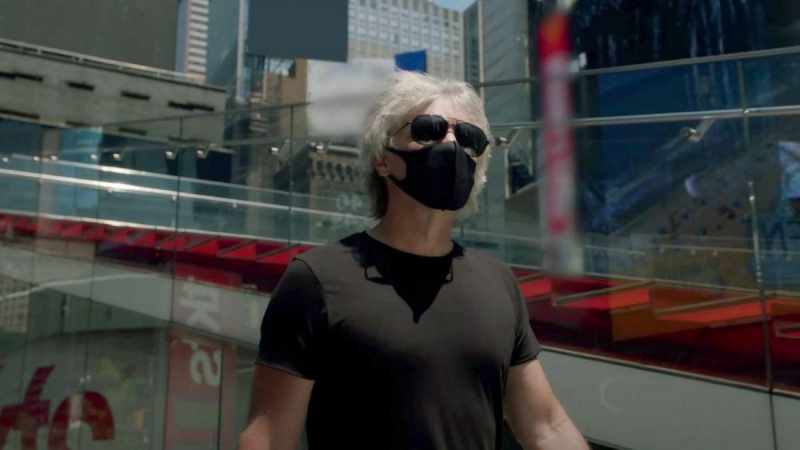 Bon Jovi Takes to The Streets: 'Do What You Can'
