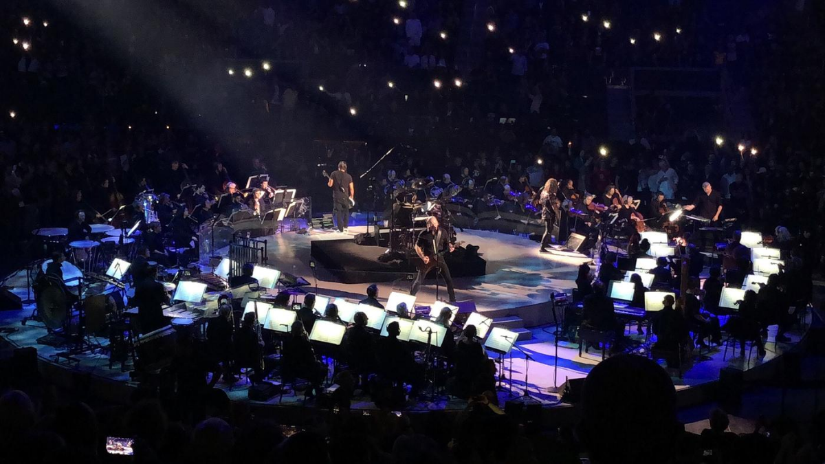 Metallica & San Francisco Symphony: S&M2 Finally At Your Fingertips