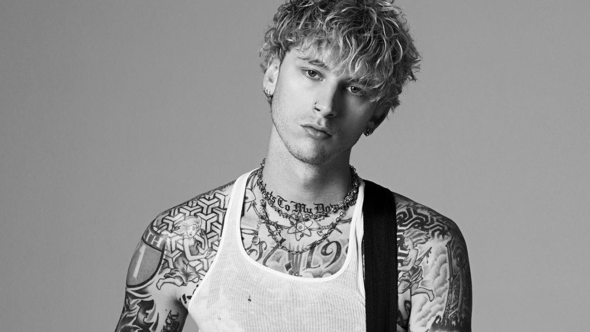 MGK Drops New Track & Has Us Even More Stoked For  Tickets To My Downfall