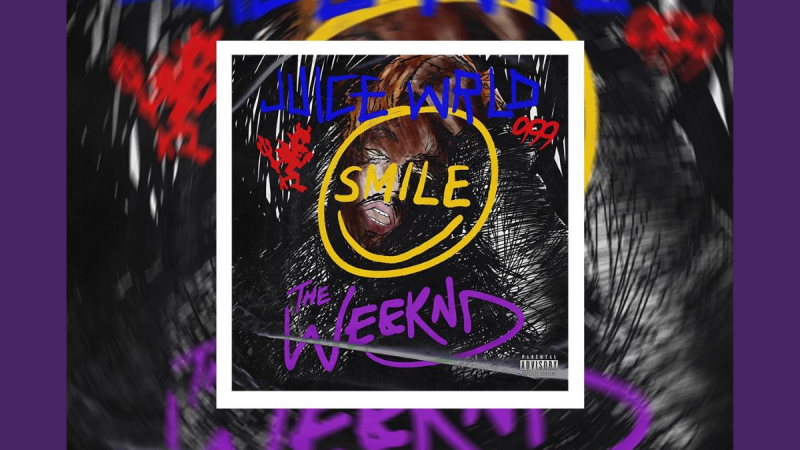 Juice WRLD x The Weekend