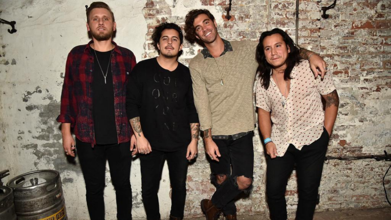 American Authors Share Inspirational Anthem 'Brick by Brick'