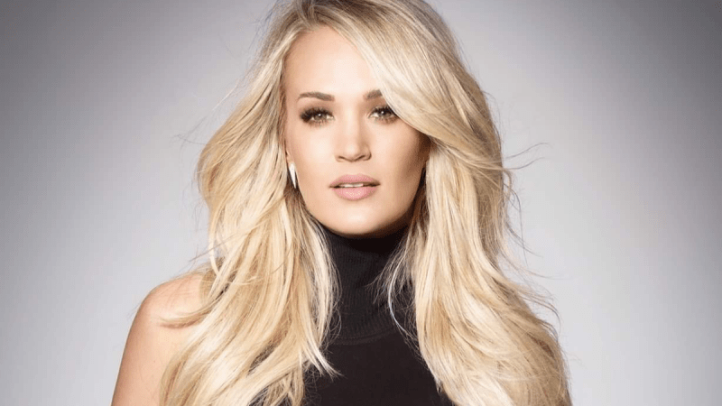 Our Christmas Gift From Carrie Underwood Is Finally Here!