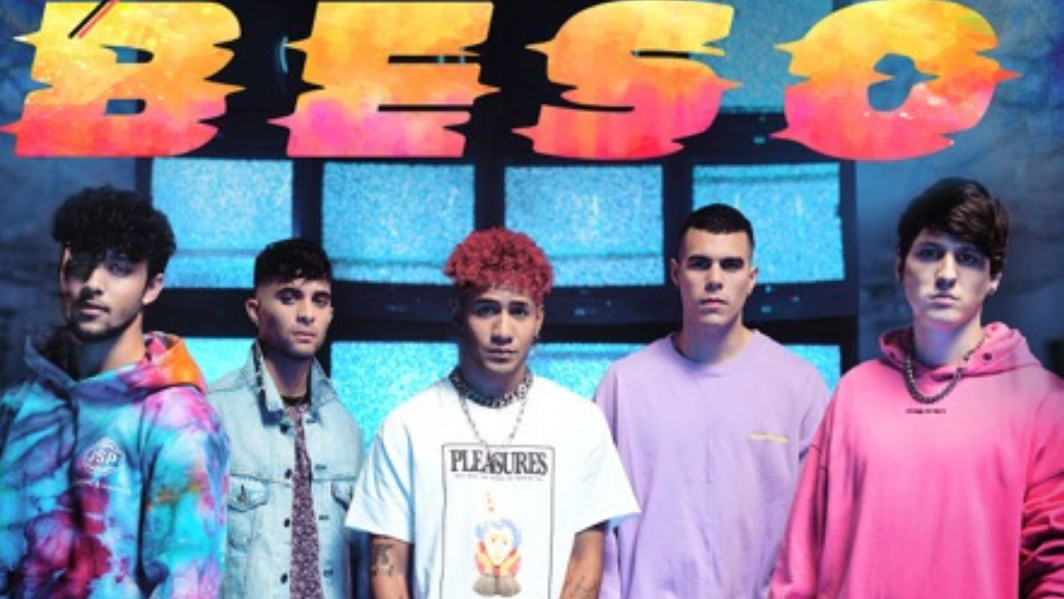 CNCO Releases Video For New Single 'Beso'