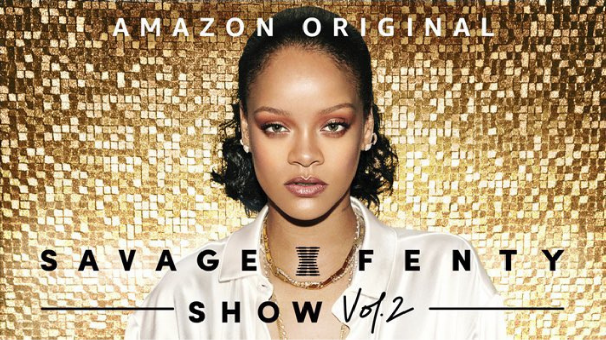 It's Back! Savage X Fenty Show Vol. 2