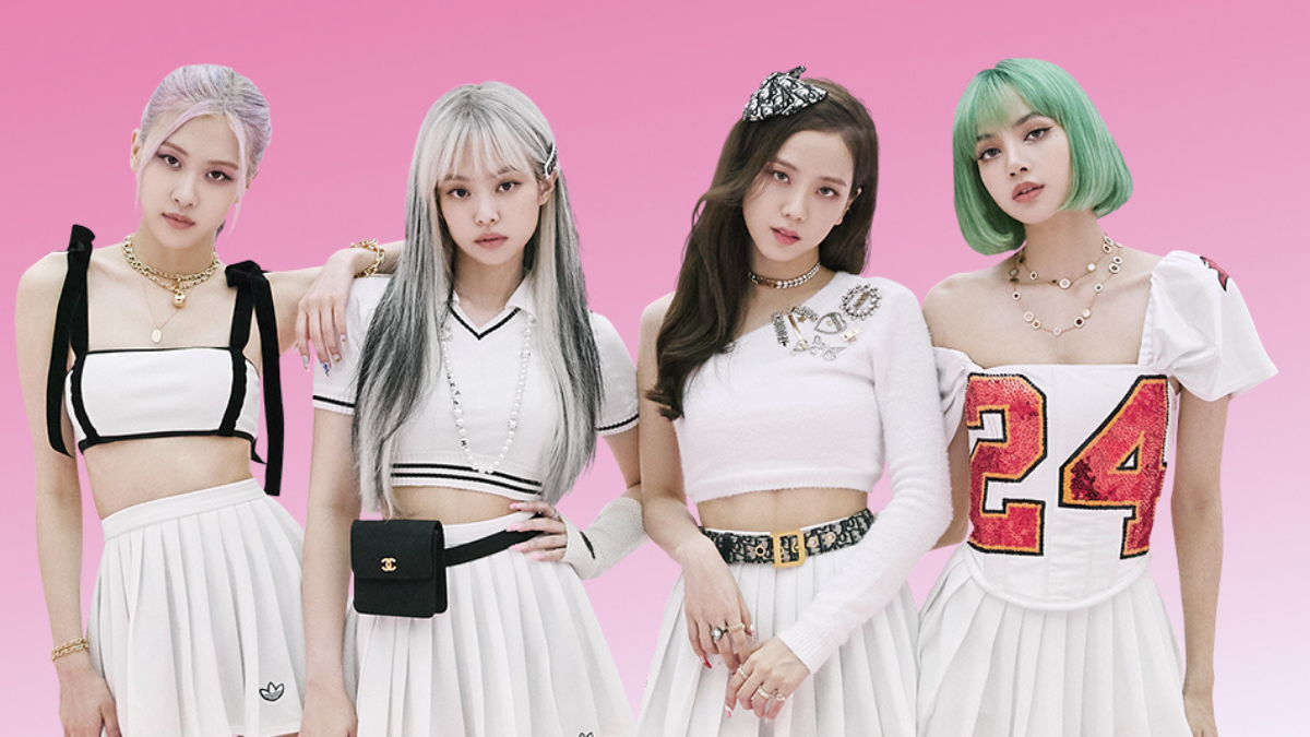Party it up With BLACKPINK and Apple Music For The Album Listening Party!