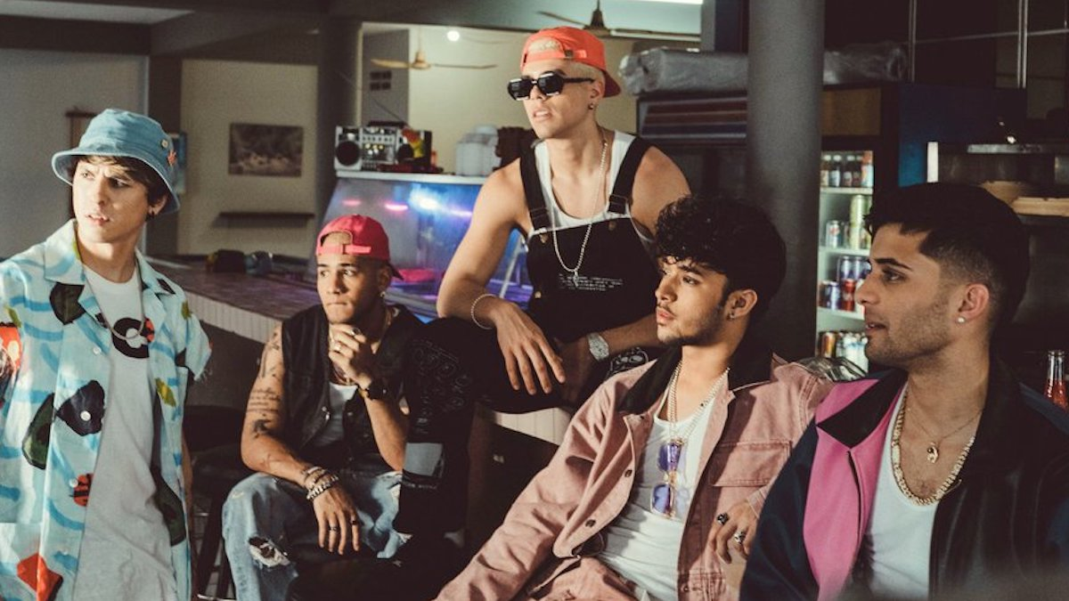 CNCO Took Home Their First VMA and Performs Beso