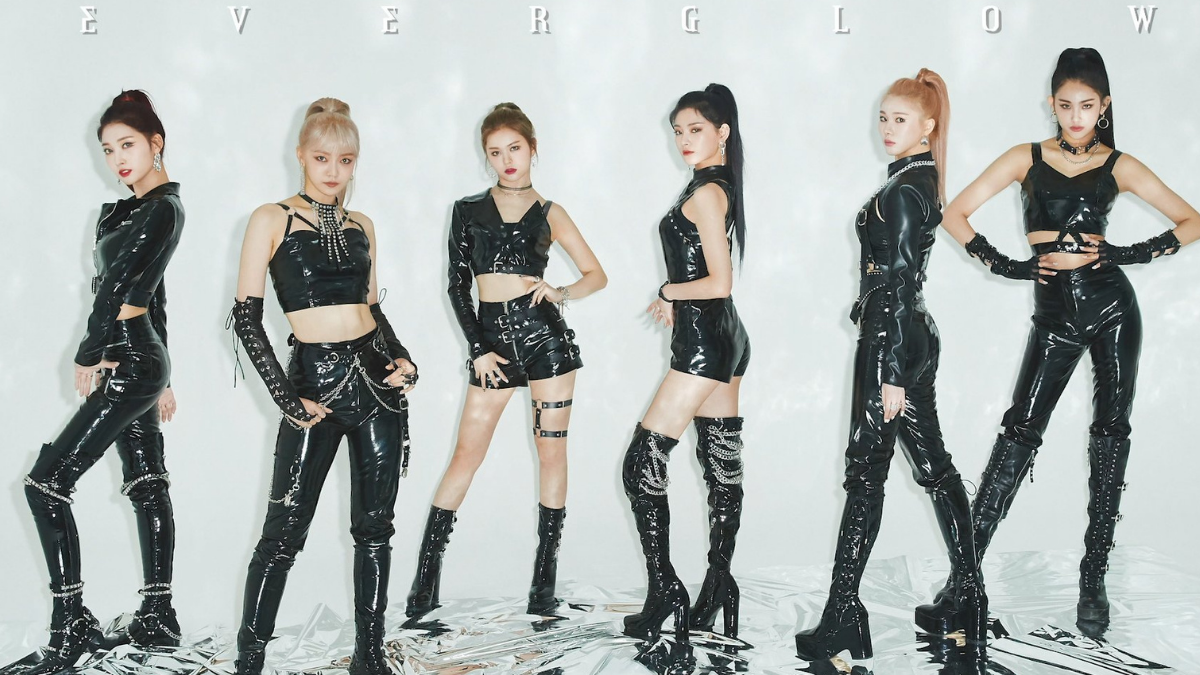 EVERGLOW's Comeback is an 80s Electro-pop Dream