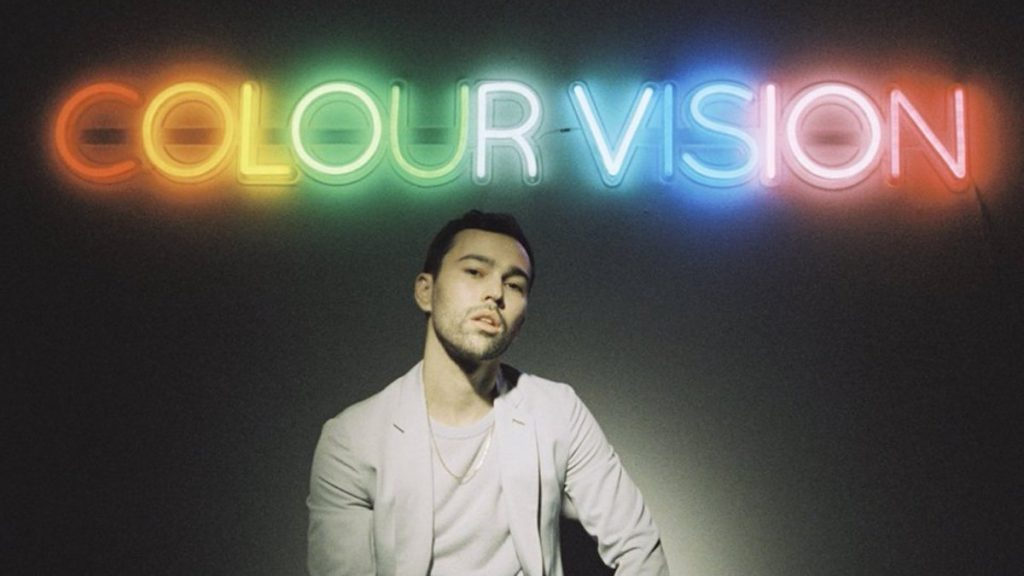 MAX released new album Colour Vision