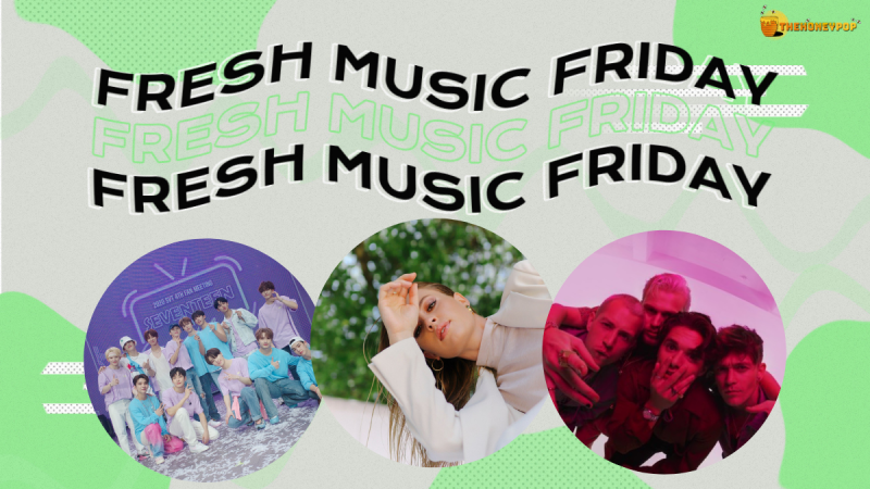 Fresh Music Friday: SEVENTEEN, Fletcher, The Vamps… and MORE!