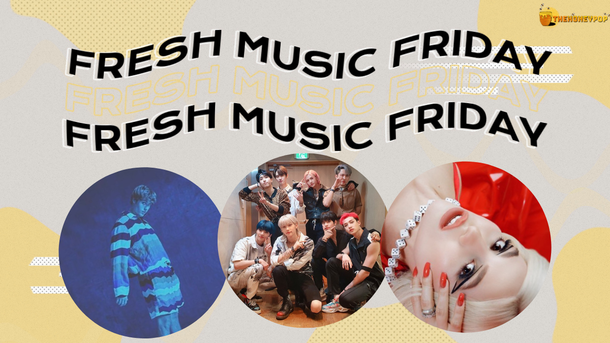 Fresh Music Friday: Justin Bieber, Stray Kids, Ava Max… and MORE!