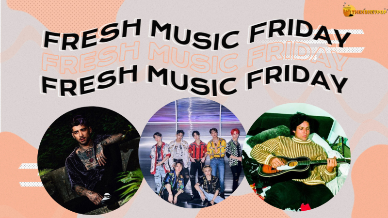 Fresh Music Friday: ZAYN, SuperM, Ashton Irwin… and MORE!