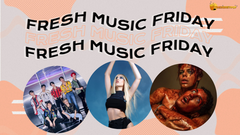 Fresh Music Friday: SuperM, Ava Max, Yungblud X Bring Me The Horizon… and MORE!