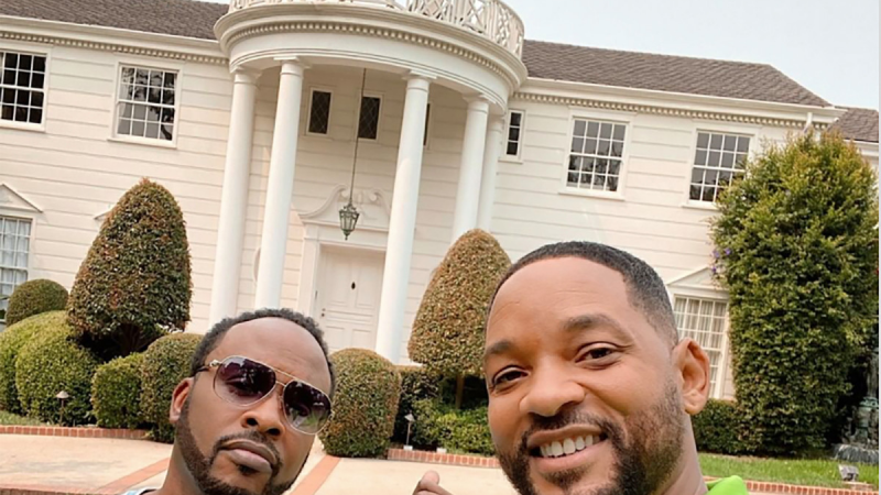 You Can Now Stay in the Freshest Mansion in Bel Air Thanks To Will Smith!