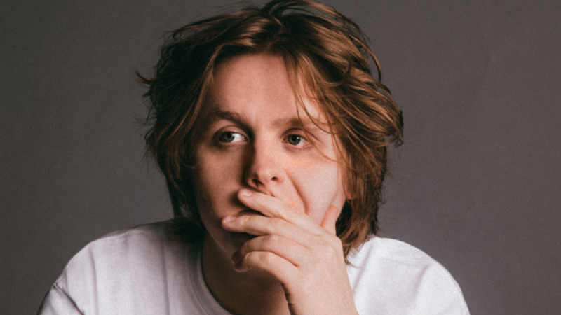 Lewis Capaldi's Just Broken Another Record With 'Before You Go' and We're So Proud!