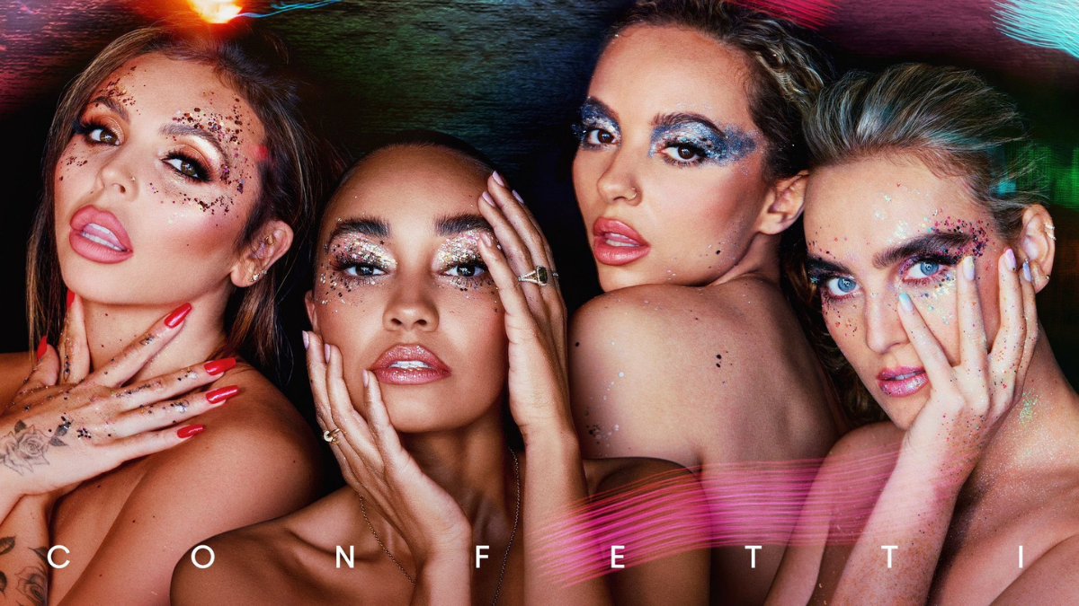 Let's Celebrate! Little Mix Announce Their New Album 'Confetti'