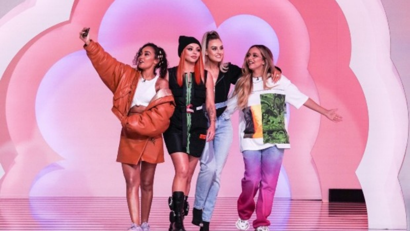 Here's Everything You Need to Know About 'Little Mix: The Search'