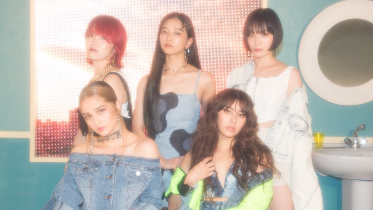 Japanese Girl Group FAKY drops 'Darling (Prod. GEG)'!