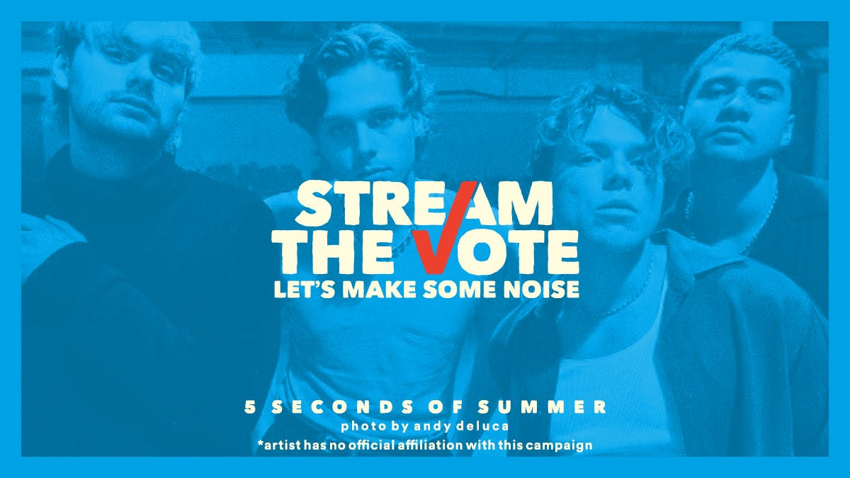 The Ultimate Streaming Party – Stream the Vote