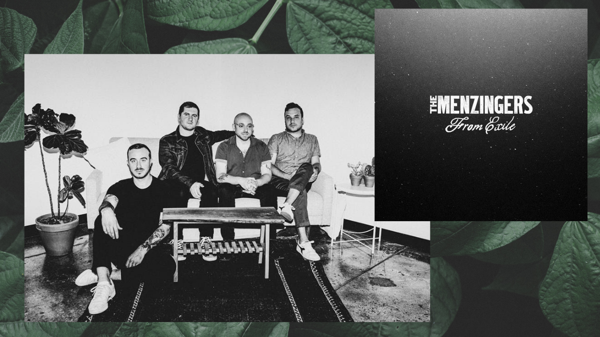 The Menzingers Deliver New Album Recorded  From Exile