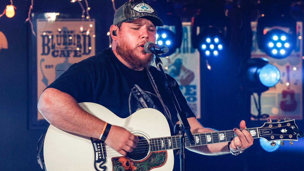 Luke Combs Kicks It Up A Notch With What You See Is What You Can Get Deluxe