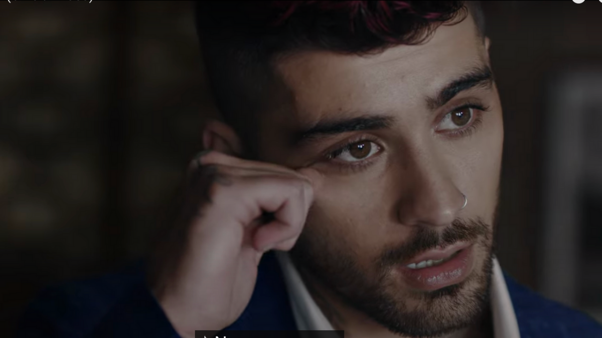 Zayn Malik Unveils Sultry Love Ballad 'Better' And We're Not Okay