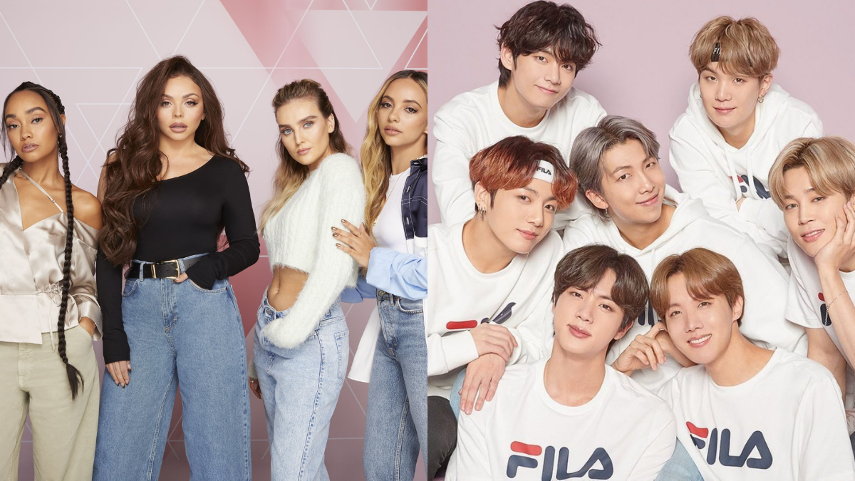 QUIZ: Everyone is a Combination of a BTS Member and a Little Mix Member – Which Two Are You?