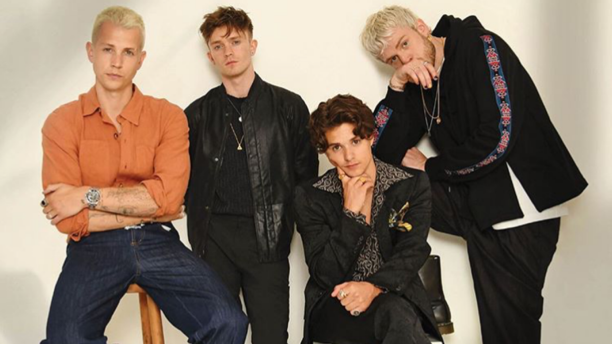 We're Getting Ready To Stay:Up For The Vamps And This Amazing Charity