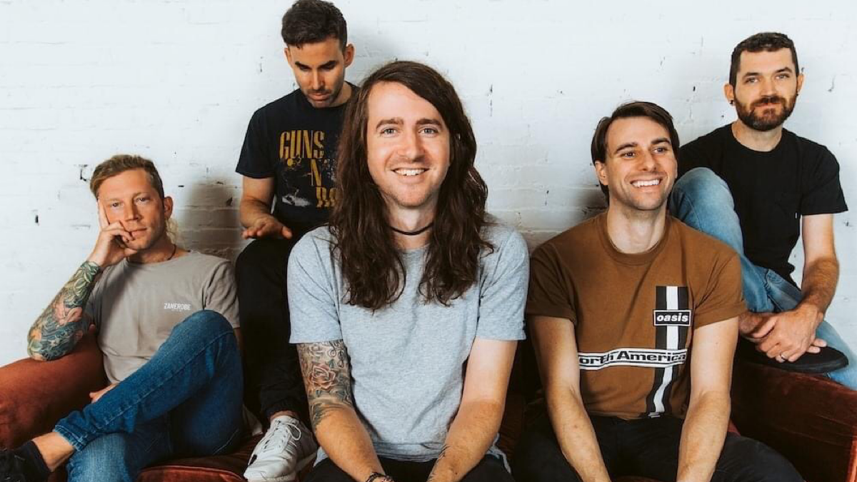 'Lighten Up Kid,' Mayday Parade Has Got Just What You Need!