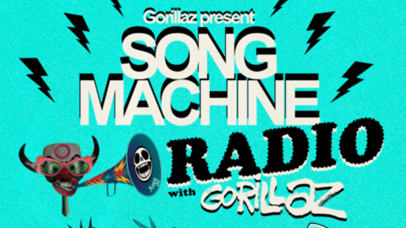 Gorillaz Sends Incoming Vibes With Song Machine Radio