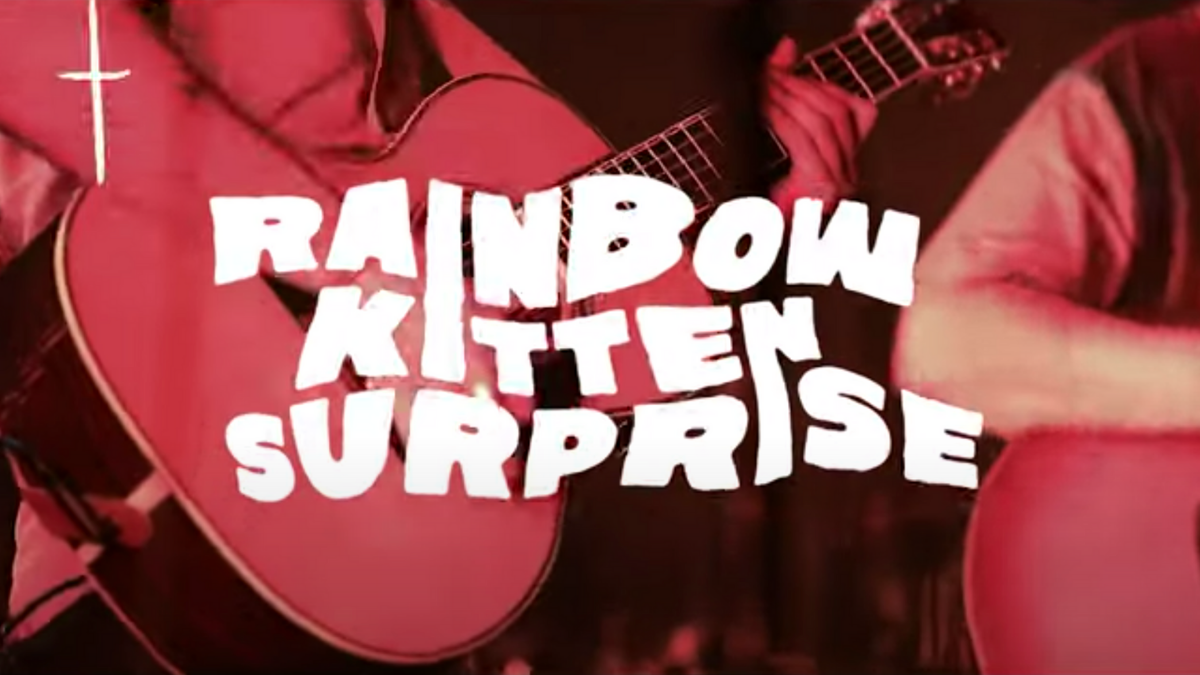 Rainbow Kitten Surprise Gives Us 'Our Song'