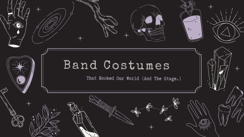 Band Costumes That Rocked Our World (And The Stage)