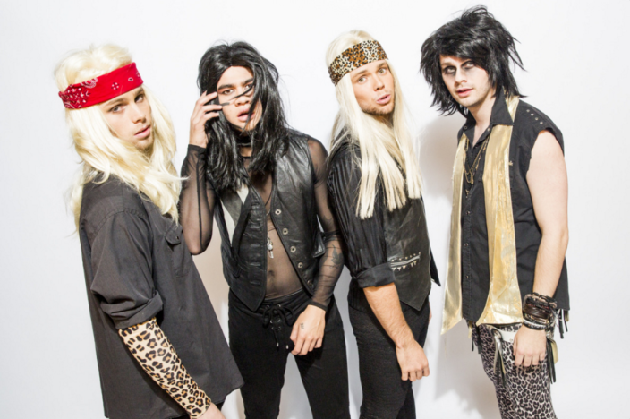 5sos in costume