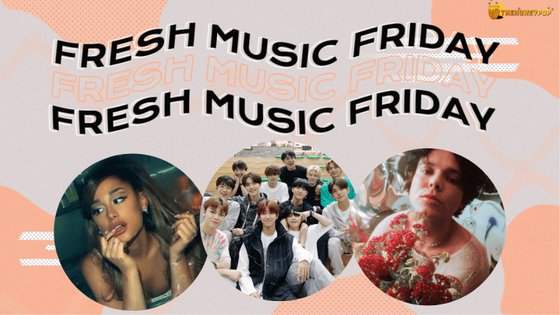 Fresh Music Friday: Ariana Grande, SEVENTEEN, Ashton Irwin… and MORE!