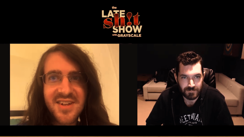 Mayday Parade on The Late Sh!t Show